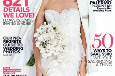 Olivia Palermo adelanta su futuro 'look' de novia