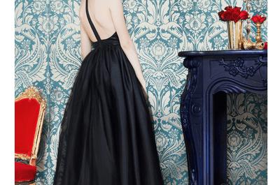 Vestidos de fiesta 2013 en color negro Alice + Olivia