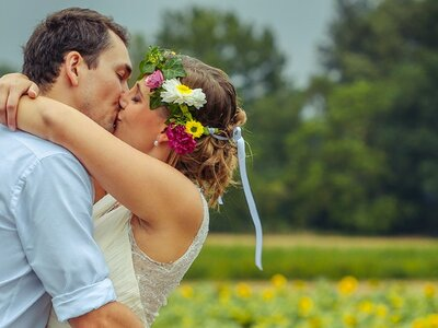 Real Wedding: SJ & Duncan's special day - The stuff dreams are made of!