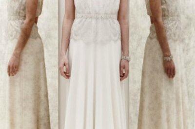 Jenny Packham - Primavera 2013: vestidos para novias que aman el vintage