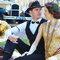 Boda estilo Gran Gatsby.