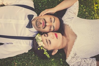 Paula y Daniel. ¡Vivamos un hermoso matrimonio en medio de la naturaleza!