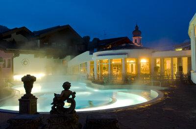 Flitterwochen oder romantische Auszeit in Reiter´s Posthotel Achenkirch
