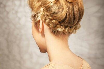 Tendencias peinados de novia Cebado 2013