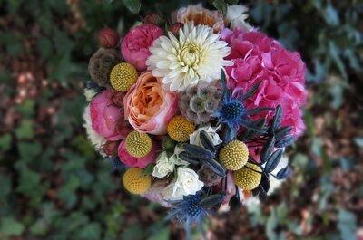 10 fleuristes de mariage à Paris tout simplement incroyables !