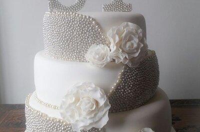 Top 12 profissionais de bolo de casamento em Lisboa!