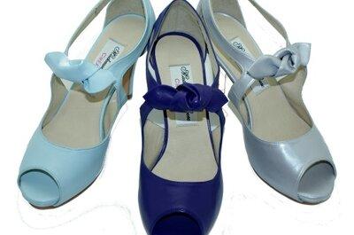 Sélection de chaussures Mademoiselle Rose
