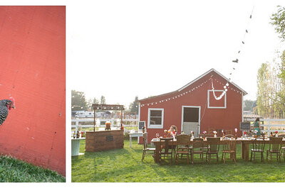 Inspiración country para tu boda en el campo