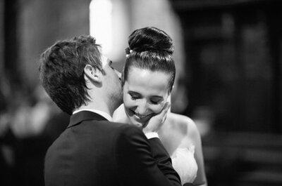 Melhor foto de casamento 2012: André Teixeira/Branco Prata