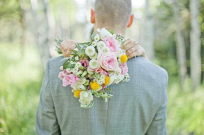 ¿Cómo incluir craspedias en la celebración de tu matrimonio?