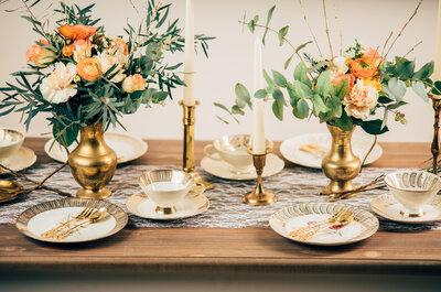 Hochzeitsdeko ausleihen statt kaufen - und Geld bei der Hochzeitsplanung sparen!