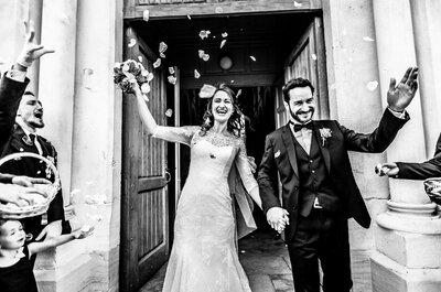 10 tradiciones de boda en 10 países diferentes. ¡Atención a la 7!