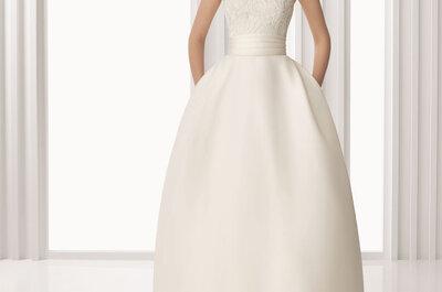 Suknie ślubne od różnych projektantów