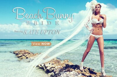 Trajes de baño para novias de Beach Bunny Swimwear
