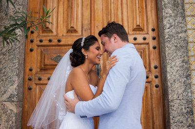 Saia da mesmice: 10 fotografias de casamento que são pura inspiração!