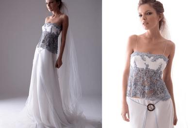 Marina Mansanta Sposa: una selezione di abiti da sogno