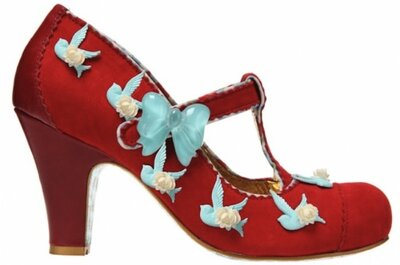 Irregular Choice Part 2: 6 colourful shoes for bridesmaids