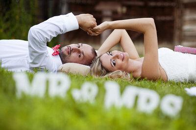 6 ideas que darán de qué hablar en las bodas de 2016