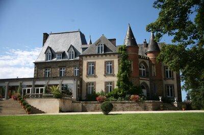 10 magnifiques domaines où se marier en Ille-et-Vilaine !