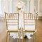Decoración para las sillas de tu banquete de bodas - Foto Pasha Belman Photography