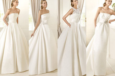 Die aktuellen Preise der Pronovias Brautmoden-Kollektion 2015