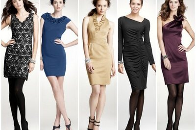 Winter Rehearsal Dinner Dresses
