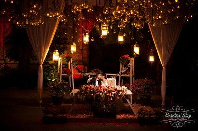 Crea tu boda perfecta con Eventos Vilop, expertos en hacer eventos de ensueño