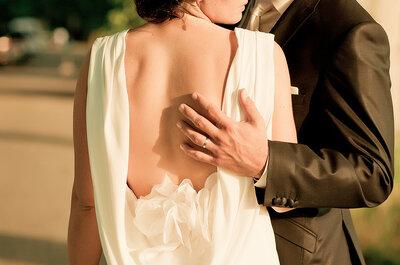 Errores que no querrás cometer el día de tu boda