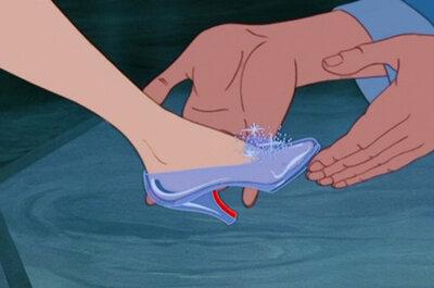 Cinderella Wedding Shoe Trend: Designer Heels Inspired by Disney