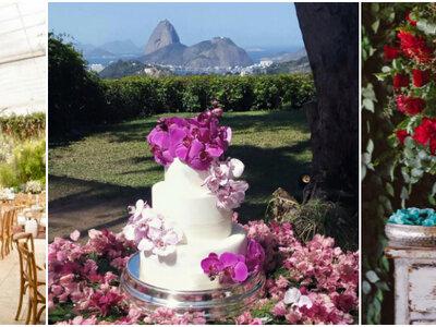 Os 13 melhores floristas do Rio de Janeiro e suas obras de arte!