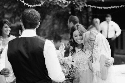 7 cosas que sólo una mejor amiga entiende de tu boda