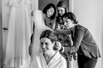 De festival bruiloft van Birgit & Martijn!