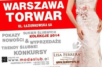 MEGA Targi Ślubne Warszawa 7-8 grudnia 2013