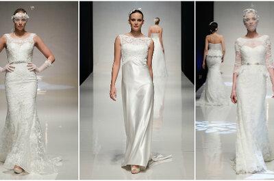 30 jurken met kant van de White Gallery in Londen 2014
