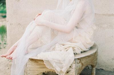 Originelle Brautkleider-Accessoires für den Herbst 2015