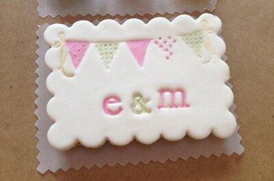 Romantische Kekse ganz persönlich