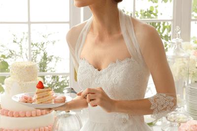 Boleros für die Braut von Aire Barcelona 2015