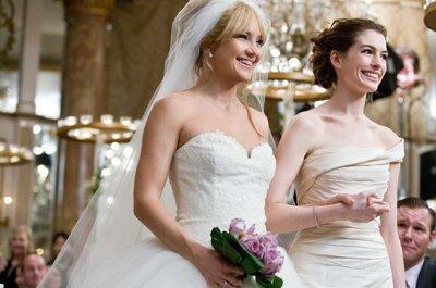 15 mentiras que las películas de Hollywood nos cuentan sobre las bodas: Jamás lo habías pensado