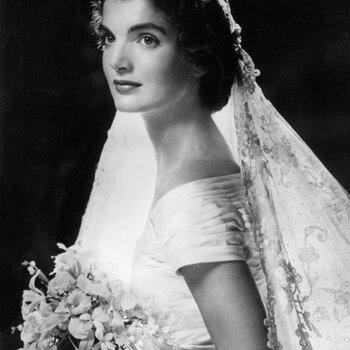 Ślub w stylu Jackie Kennedy: inspiracje na Twoje przyjęcie ślubne!
