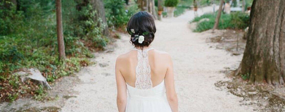 Vestidos de noiva com rendas em crochet, uma tendência para 2016?