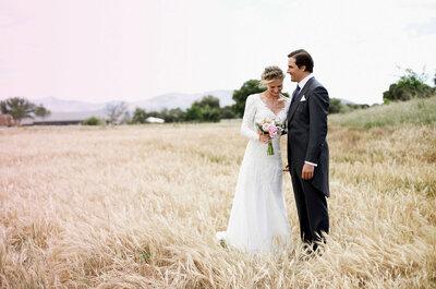 Un sueño hecho realidad en Segovia: la boda de Laura y Gonzalo