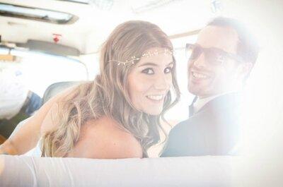 11 coisas que você precisa saber do seu estilista de vestido de noiva