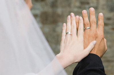 alliance de mariage, symbole d'amour