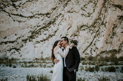 Unplugged Weddings: Cómo prohibir los celulares en tu boda
