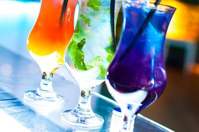 Como inovar com as bebidas do casamento? 5 dicas de quem entende MUITO do assunto!