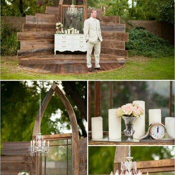 Photocall para ambientar tu boda: ¡los mejores fondos y accesorios!