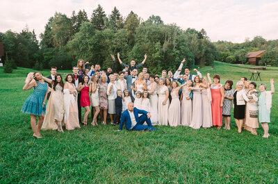 Маленькая интимная свадьба или празднество с размахом: какая свадьба подходит вам?