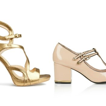 Sensational shoes for chic wedding guests in 2015