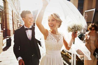 Organiza una boda de 10 gracias al evento Expoboda Madrid