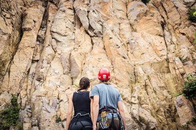 5 actividades extremas e increíbles que puedes hacer en pareja
